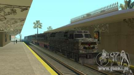 Camo-Zug für GTA San Andreas