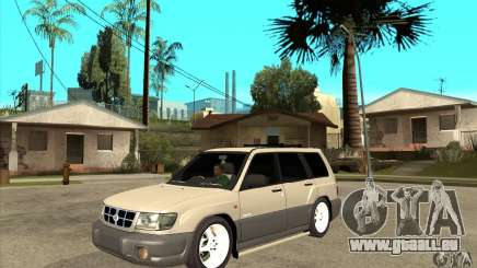 Subaru Forester 1997 année pour GTA San Andreas