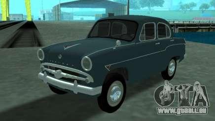 Moskvich 407 für GTA San Andreas