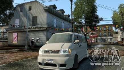 Volkswagen Transporter T4 für GTA 4