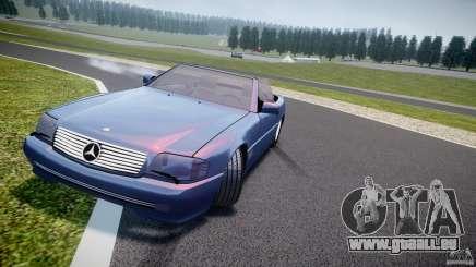 Mercedes-Benz SL500 pour GTA 4
