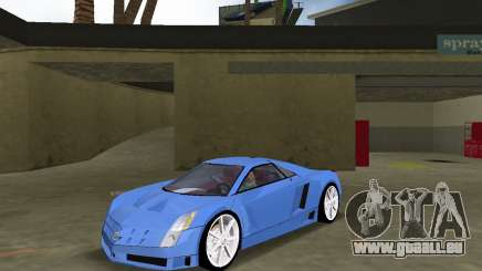 Cadillac Cien für GTA Vice City
