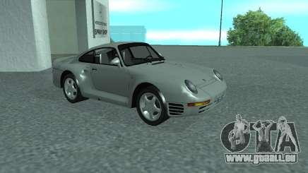 PORSHE 959 pour GTA San Andreas