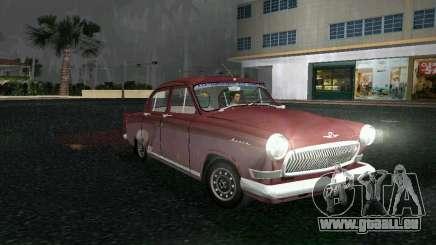 Gaz-21r 1965 pour GTA Vice City