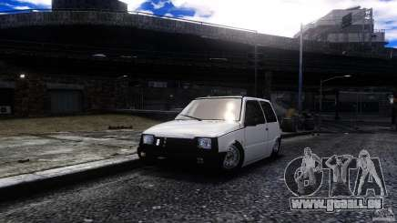 VAZ 1111 Oka pour GTA 4