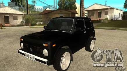 WAZ 21213 NIVA getönt für GTA San Andreas