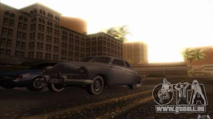 Mercury Coupe 1949 v1.0 pour GTA San Andreas