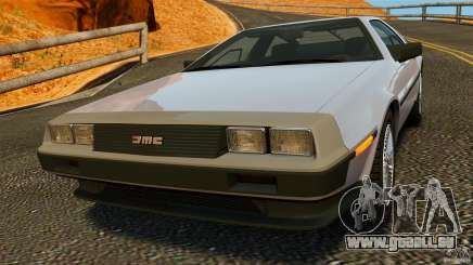 DeLorean DMC-12 1982 pour GTA 4