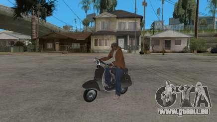Vyatka VP 150 für GTA San Andreas