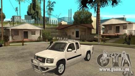 GMC Sierra für GTA San Andreas