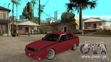 Alfa Romeo 75 Drifting für GTA San Andreas