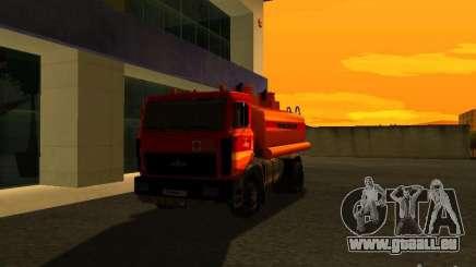 MAZ-LKW für GTA San Andreas