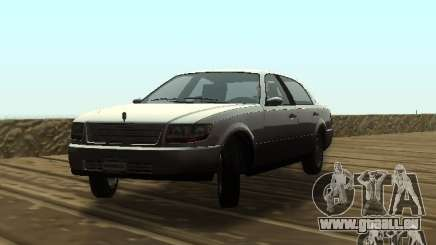 Washington von GTA IV für GTA San Andreas