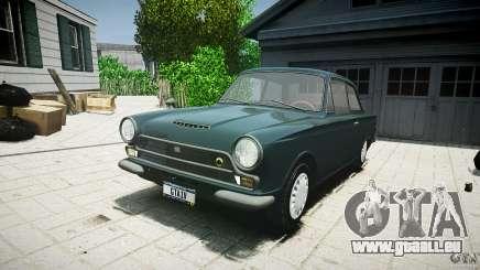 Lotus Cortina S 1963 für GTA 4