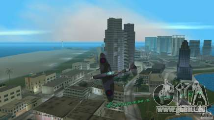 Spitfire Mk IX für GTA Vice City