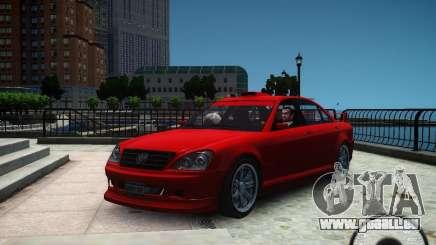 Schafter RS für GTA 4
