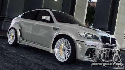 BMW X6 Hamann pour GTA 4