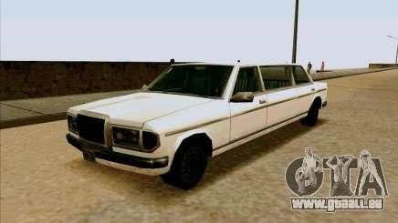 Admiral Limo für GTA San Andreas