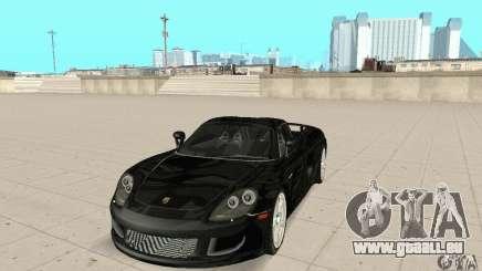 Porsche Carrera GT stock für GTA San Andreas