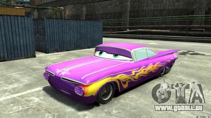 Raymone Cars Mater-national pour GTA 4