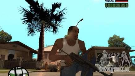 MP 40 für GTA San Andreas