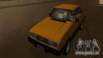 Chevrolet Opala BMT pour GTA San Andreas