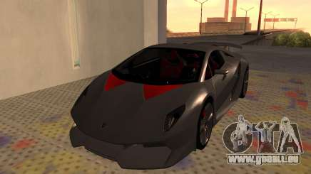 Lamborghini Sesto Elemento 2011 für GTA San Andreas