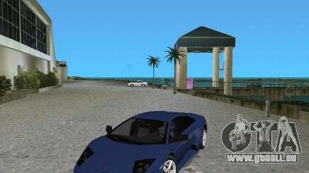 Lamborghini Murcielago LP640 für GTA Vice City
