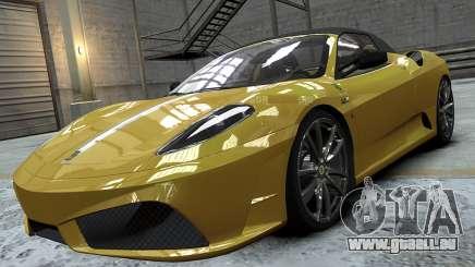Ferrari Scuderia Spyder 16M für GTA 4