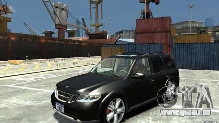 Saab 9-7X pour GTA 4