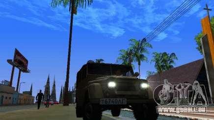 UAZ 460 pour GTA San Andreas
