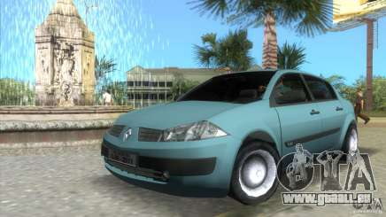 Renault Megane Sedan für GTA Vice City
