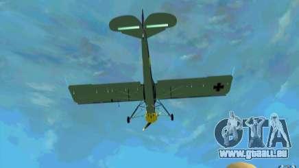 Fiesler Storch für GTA San Andreas
