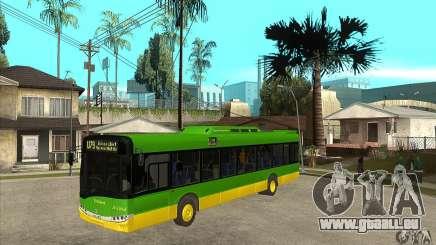 Solaris Urbino 11 für GTA San Andreas