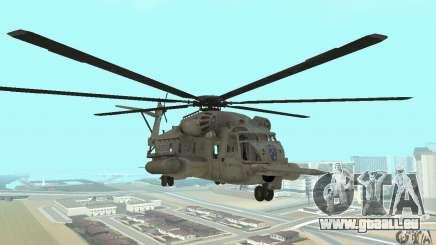Sikorsky MH-53 pour GTA San Andreas