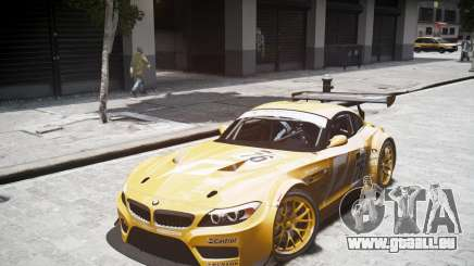 BMW Z4 GT3 2010 für GTA 4