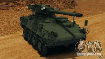 Stryker M1128 Mobile Gun System v1.0 für GTA 4