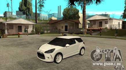 Citroen DS3 2010 für GTA San Andreas