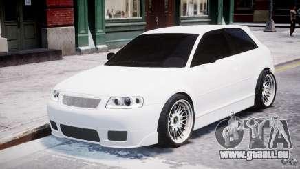 Audi A3 Tuning pour GTA 4