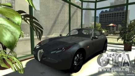 Alfa Romeo Nuvola pour GTA 4