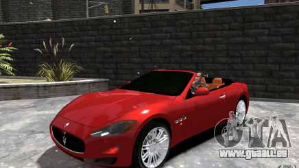 Maserati GranCabrio für GTA 4