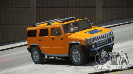 Hummer H2 2010 Limited Edition für GTA 4