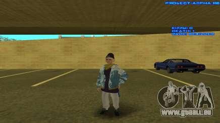 Vagos Girl pour GTA San Andreas