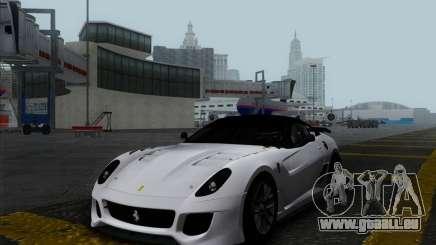 Ferrari Challenge-2009 599XX für GTA San Andreas