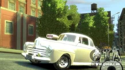 Ford Super Deluxe 1948 für GTA 4