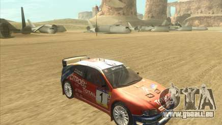 Citroen Xsara WRC pour GTA San Andreas