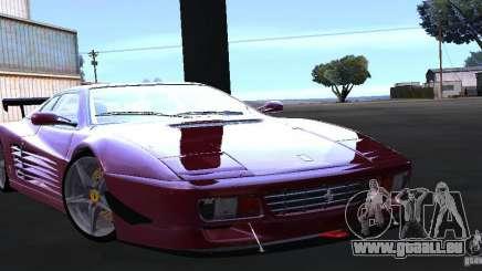 Ferrari 512 TR pour GTA San Andreas
