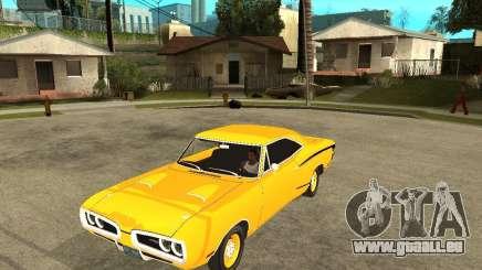 Dodge Coronet Super Bee 70 pour GTA San Andreas