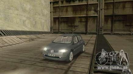 Renault Megane II 2005 für GTA San Andreas