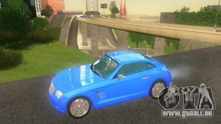 Chrysler Crossfire pour GTA San Andreas
